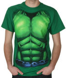 Hulk Smash Costume with 3D Printed (A174)