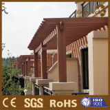 Composite Wood Garden Pergola with Low MOQ Requirement