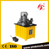 1.5kw 20L Hydraulic Double Active Heavy Duty Electric Pump (ZHH700C-10B-II)