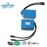 LiFePO4 Battery Pack 26650 12.8V 10.5ah Lithium Ion Battery for Solar Power Battery