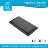 Slim Power Bank with Polymer Cell for Phones 6000 mAh