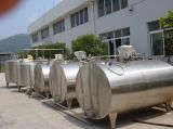 Horizontal Type Direct Milk Cooling Tanks