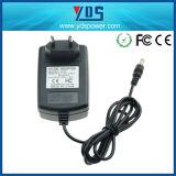 24V 1A Wall Plug in Adapter Us/EU/UK Plug
