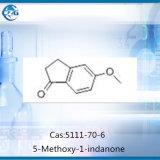 99% Purity Bulk Supply Powder 5-Methoxy-1-Indanone 5111-70-6