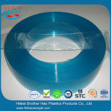 High Quality 280mm Inner Core Rolling Polar PVC Strip Rolls, Durable Reinforced Supper Transparent PVC Freezer Room Door Curtain