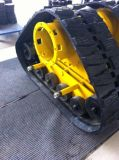 New Large Rubber Track Assembly for Harvester