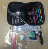 Promotion Gift Aluminum Crochet Hook Set