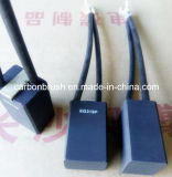 sourcing high quality electro graphite carbon brushes EG319P for motors
