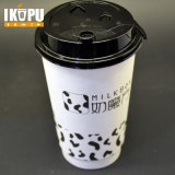 Hot Drinking Disposable Double Wall Paper Coffee Cup