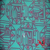Polyester TPU Coated Print Waterproof Fabric for Jacket/Ski Suit/Outdoor Jacket