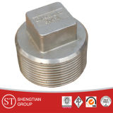 "High Pressure 304 Stainless Steel Cap (1/2""--6"")"
