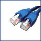 Network Cable UTP Cat 5e Cable Patch Cord Blue Color (10191)