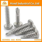 Ss304 Phillips Pan Head Self Drilling Screw