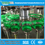 Alcohol Drink Washing Filling Capping Packaging Machine