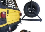 High Quality Auto Rear Bumper with Spare Tire Carrier
