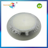 White Color 100% Waterproof PC LED Surface Mounted Pool Light