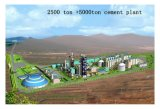 500tpd New Dry Process Cement Production Line