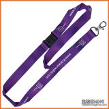 Custom Silkscreen Sublimation Polyester Lanyards