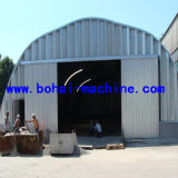 Bohai Large Span Arch Roof Project Forming Machine