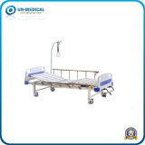 High Quality Two Cranks Manual Bed