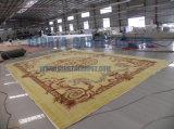 Acrylic Handtufted Classical Meeting Room Carpet-Doha