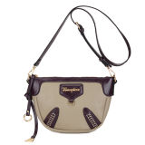 Fashion Vintage Semi-Circle Lady Designer Messenger Bag (MBLX033125)