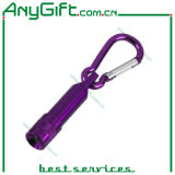 LED Torch Carabiner with Customized Logo