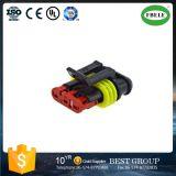 Waterproof Auto Electric Plastic Connector Plug