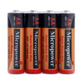 Micropower Super Heavy Duty Dry Battery AA/R6p