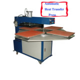 4 Station Automatic Sublimation Heat Transfer Press Machine