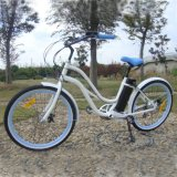 2017 26inch Lady Electric Bike Bicycle Ebike with Cheap Price