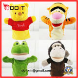 Various Styles 22cm Plush Animal Hand Puppet