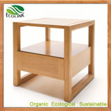 Bamboo Bedside Table Side Table