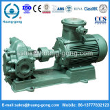 Gear Oil Pump for Gasoline Transfer with Ex-Proof Motor