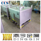 1000L Food Grade Stainless Steel IBC Tote