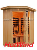 Infrared Sauna Room Sek-G3CT (Corner Style Model)