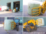 Green Blown Waste Wrap / Garbage Wrap / Trash Wrap Film for Australia