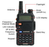 CE/RoHS UV-5r Dual Band Two Way Radio
