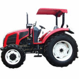 Hot Seller 90HP 4WD Agriculture Tractor with Rops and Canopy