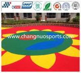Decorational and Functional Cushion Elastic EPDM Flooring