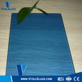 4, 5, 6mm Dark Blue Float Glass with CE&ISO9001
