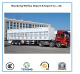 Beer Transport Cargo Semi Trailer for Beer Tranportation