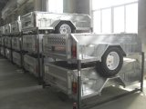 Soft Floor Galvanized Travel Trailer (LH-CPT-07)