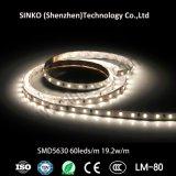 60LEDs/M 5630 19.2W/M LED Flexible Strip Light