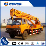 28m Truck Mounted Aerial Working Platform