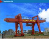 Top Design 20t Mobile Double Girder Gantry Crane