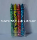 4pk Mini Wax Crayon 7X70mm, Sky-340