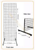 Floor Standing Grid Rack (WD01-004)
