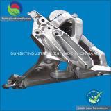 High Precision Polished Complex Structure Aluminum Die Casting Parts (DC26035)