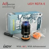 2017 Newest Ijoy Resin Drip Tip Ijoy Rdta 5 Tank